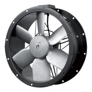 TCBB/TCBT - Axial-flow duct fan