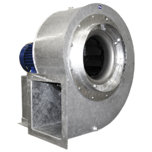 MSB-HT - Centrifugal fan